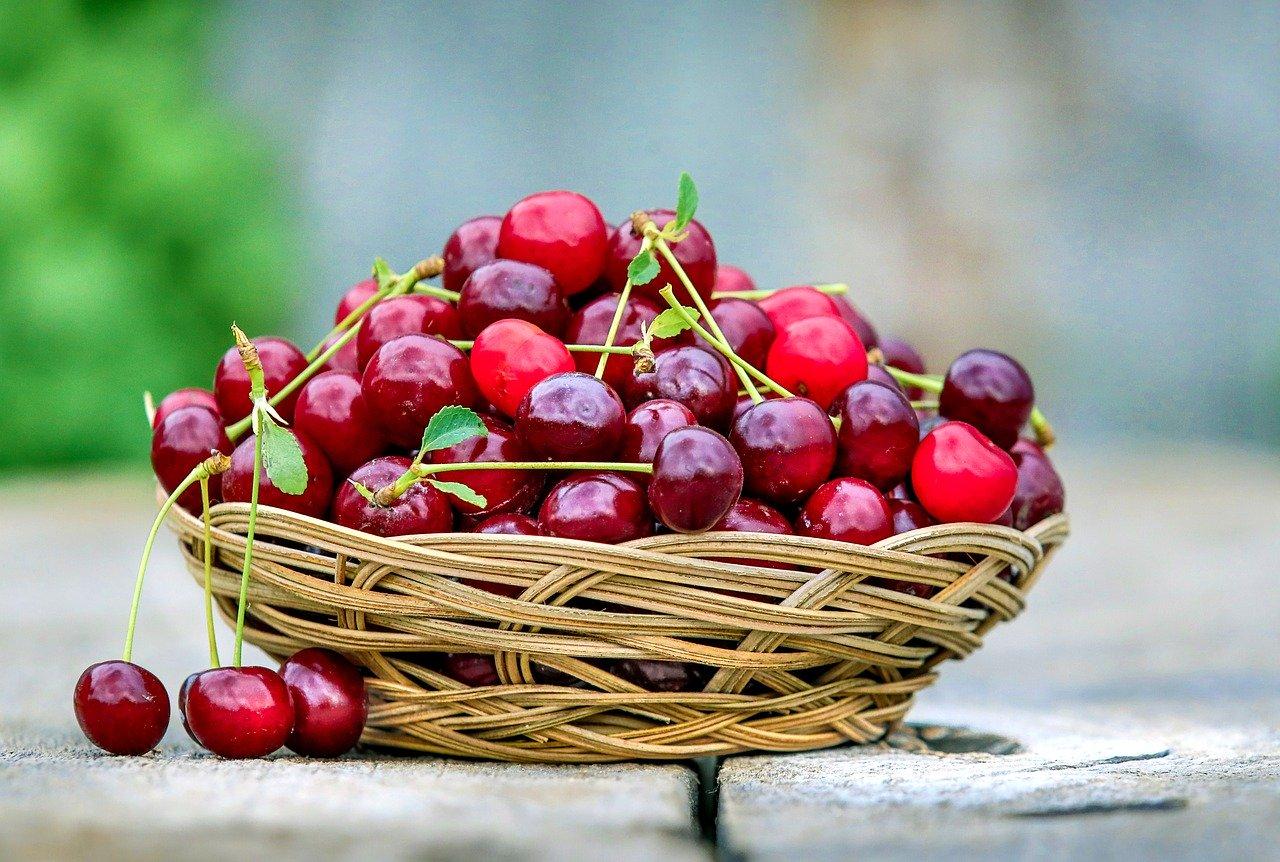 Poháriky na cherry